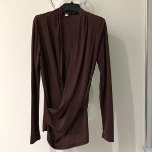 Venus brand new wrap shirt